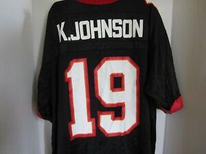 Keyshawn Johnson Tampa Bay Buccanneers    jersey    size XL