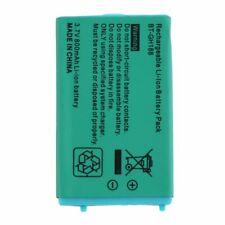 3.7V 850 mAh Rechargeable Battery for Nintendo for Game Boy Advance FL SSPtem ai