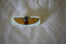 Canadian Forces Airborne Para Red Leaf Metal Wing Mini 2nd Duty