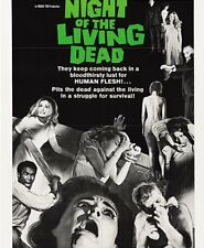 NIGHT OF THE LIVING DEAD 1968 Horror Movie Film PC Mac iPhone iPad INSTANT WATCH
