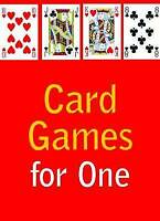 Card Games for One by Peter Arnold (Paperback, 2004)