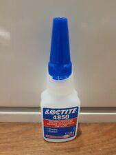 Loctite 4850 Flexible CA Low Viscosity Instant Adhesive 20g