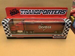 """Matchbox Convoy CY-107 Mack Transporter """"Doritos"""" Boxed See Description"""