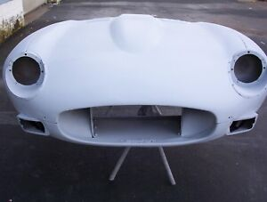 1970 Jaguar XKE Bonnet