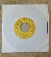 """JIMMY ELLIS That's All Right/Blue Moon Of Kentucky 7"""" 45RPM SUN 1129 PROMO"""