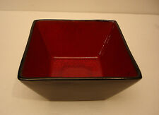 Toscana-Rust by Z Gallerie SQUARE SOUP & CEREAL BOWL 5 7/8""