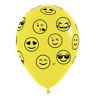 30.5cm Giallo Smiley Stampe Palloncini in Lattice Compleanno Festa Decorazione
