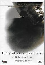 Diary of a Country Priest DVD Claude Laydu Jean Riveyre NEW R0 1951 B&W