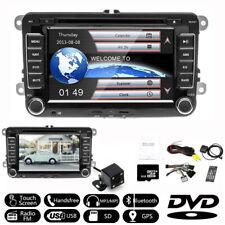 7'' 2 DIN Autoradio Navigatore GPS Stereo DVD Player Per Vw Golf 5 6 Passat Seat