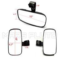 "1.75"" High Impact Side & View Mirrors for UTV POLARIS RZR XP 1000 900 570 RZR-S"