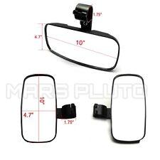 """1.75"""" Side & Rear View Mirror for Side x Side UTV POLARIS RZR XP 1000 900 RZR-S"""