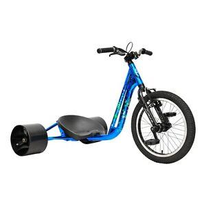TRIAD Countermeasure 3 Electro Blue Drifttrike Dreirad für Kinder Drift Trike
