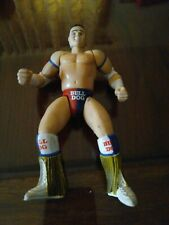 Jakks Pacific British Bulldog Af 1996 Pre-Owned