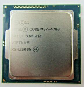 Intel Core i7 4790 Quad Core Processor SR1QF 3.60GHz 5 GT/s