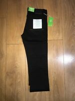 SALE Hugo Boss Jeans Regular fit Black 2017 Multiple Sizes Available Green Label