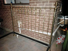 Gorgeous King Size Brass Bed