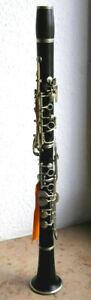Vintage Klarinette Lot 5 Amati Bb Vintage 1920 KRASLICE N 9610