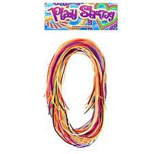 50 Coloured Play Strings Scoubidou SCUBIDU Scooby Do Scoobies Mixed Colours