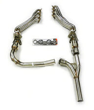 OBX Steel Exhaust Long Tube Headers for 2004-2008 Ford F-150 5.4L V8 4WD