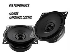 """Audison Prima APX 4 4"""" Coaxial Car Stereo Speaker - 1 Pair - 40w RMS"""