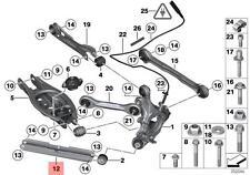 Genuine BMW E81 E82 E84 Control Trailing Arm Repair Kit OEM 33322406291