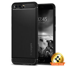 Spigen® Huawei P10 [Rugged Armor] Slim Shockproof Protective TPU Case