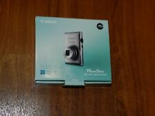 New in Open Box - Canon PowerShot ELPH 300 HS 12.1MP Camera BLACK - 013803133585