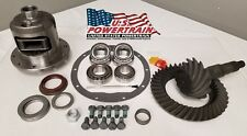 GM 8.5-8.6 GM 10 Bolt 30 SPLINE POSI MASTER INSTALL KIT & 3.73 RING AND PINION