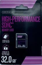Infinitive 32gb High Performance SDHC Memory Card