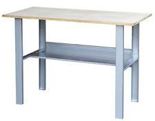 établi mécanicien métal 1,20 m - plateau multiplis 18 mm - OUT-0018000-S04