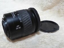 Minolta 28-80mm F/3.5-5.6 AF Zoom Lens (Sony Alpha fit) WITH FRONT CAP +