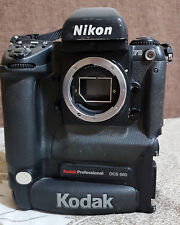RARE VINTAGE NIKON F5 KODAK PROFESSIONAL DCS 660 DIGITAL CAMERA
