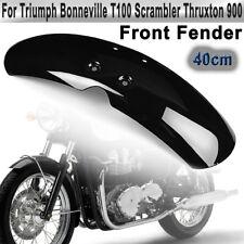 Motor Front Fender Mudguard For Triumph Bonneville T100 SCRAMBLER Thruxton 900