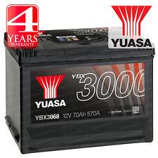 Yuasa Car Battery Calcium 12V 570CCA 70Ah T1 For Mitsubishi Canter 3 Fuso