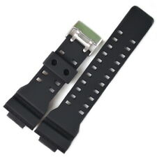 Casio Rubber Resin Replacement Wrist Band Watch Strap for G-shock Ga-100 G8900