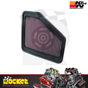 K&N Panel Air Filter Fits Toyota RAV4 Lotus Evora - KN33-2355