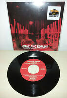 GRAZIANO ROMANI - LIFT ME UP / WHEN THE LIGHTS GO OUT - RSD 2017 - 7""