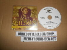 CD Reggae Delroy Wilson - Meets Sly & Robbie (16 Song) Promo KINGSTON SOUNDS