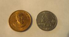 James Garfield Franklin Mint Bronze Token Medal 25mm.