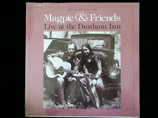 Sealed Signed MAGPIE & FRIENDS Live At The Dunham Inn 1978 LP Folkways FTS 31061