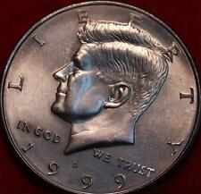 Uncirculated 1999-D Denver Mint Clad Kennedy Half