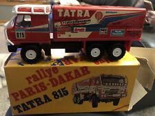 Rallye Paris-Dakar Tatra 815 Model 87 Truck Czech Toy V Rare 1/43 w Box Truck