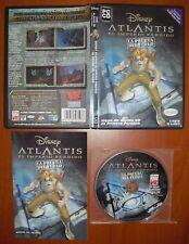 Atantis - El Imperio Perdido: La Prueba del Fuego [PC CD-ROM] Versión Española