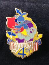 Disney DisneyStore.com - July 4th Independence Day Series - Rocket Stitch Pin