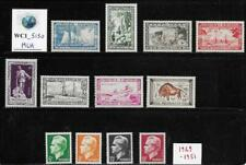 WC1_5150. MONACO. Valuable lot of 1949-51 stamps. MLH