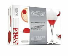 Molecular Mixology cosmopolita Cocktail R-evolution Kit Bar Molecule-r Recetas