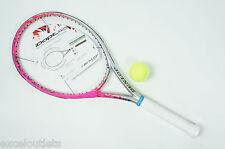 NEW! Dunlop iDapt Force 100 S w/ Firm Shock Sleeve 4 3/8 Tennis Racquet (#2882)