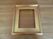 """SOLID ORNATE GILT /GOLD FRAME PAINTING/PICTURE , VINTAGE WEDDING EVENT  8"""" x 10"""""""