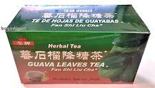 3 Boxes x 20 tea bags Royal King 100% Natural Guava Leaves Tea Diabetics