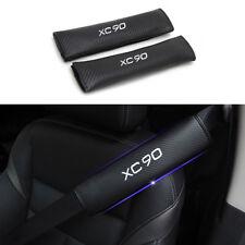For VOLVO XC90 Reflective Car Seat belt shoulder Pads Safe Seat Belt Cover